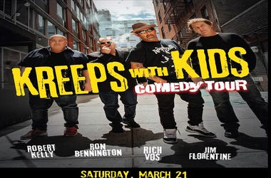 Kreeps with Kids Comedy Tour