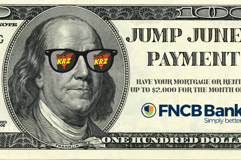 Jump June's Payment
