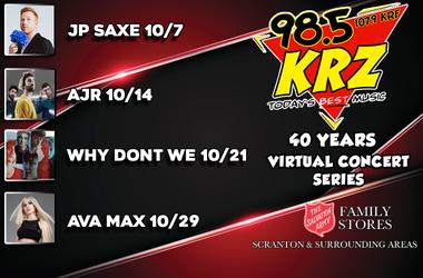 40 Years of KRZ