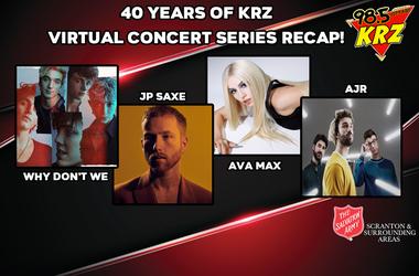 40 Years of KRZ Virtual Concert Series