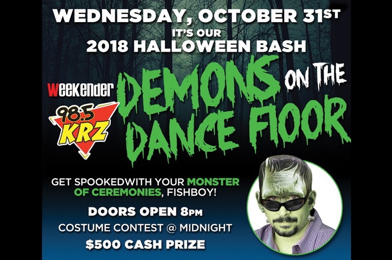 Woodlands Wilkes Barre Halloween 2020 Event: Halloween Party at The Woodlands | 98.5 KRZ