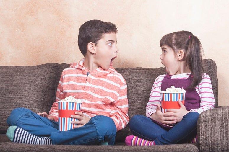 Scared Kids