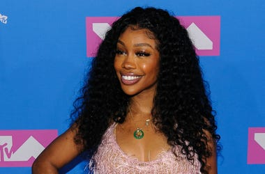SZA. 2018 MTV Video Music Awards at Radio City Music Hall.