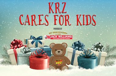KRZ Cares for Kids