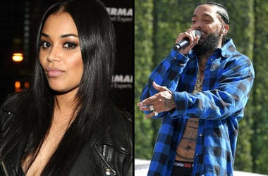 Lauren London x Nipsey Hussle