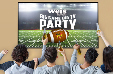 Weis Big Game, Big TV Party