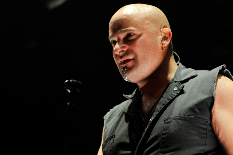 Disturbed singer David Draiman