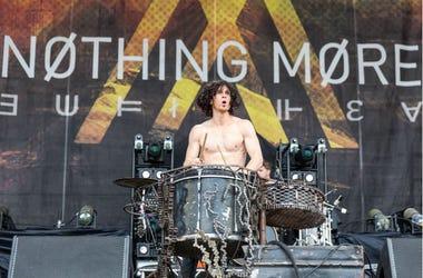 Jonny Hawkins of Nothing More
