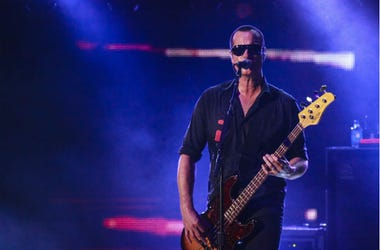 Robert DeLeo of Stone Temple Pilots