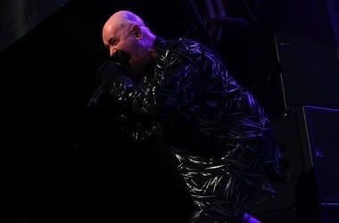 Rob Halford of Judas Priest performs in 2014