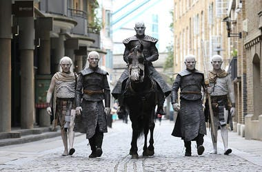 Night King, White Walkers
