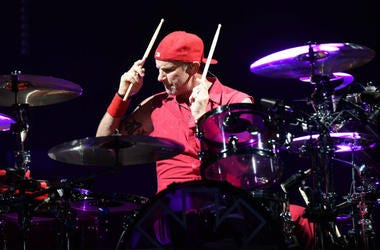 Red Hot Chili Peppers' Chad Smith