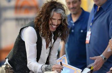 Steven Tyler of Aerosmith