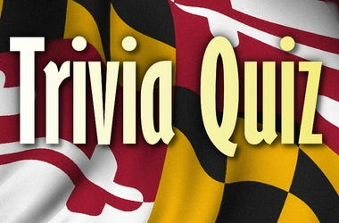 Maryland Trivia Quiz