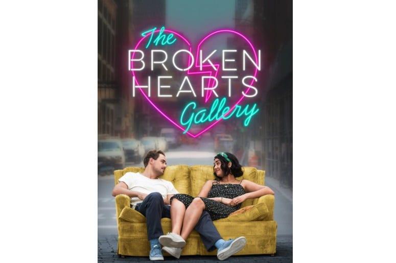 Broken Heart Gallery