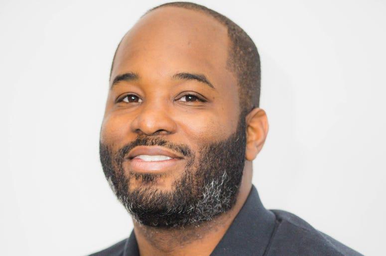 I AM MENtality Executive Director Darren Rogers