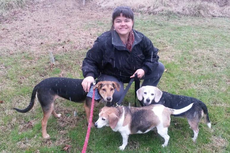 Erin Long, Humane Society Of Harford County