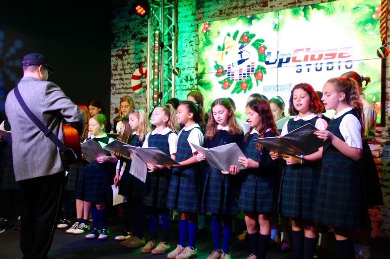 Immaculate Conception School Choir