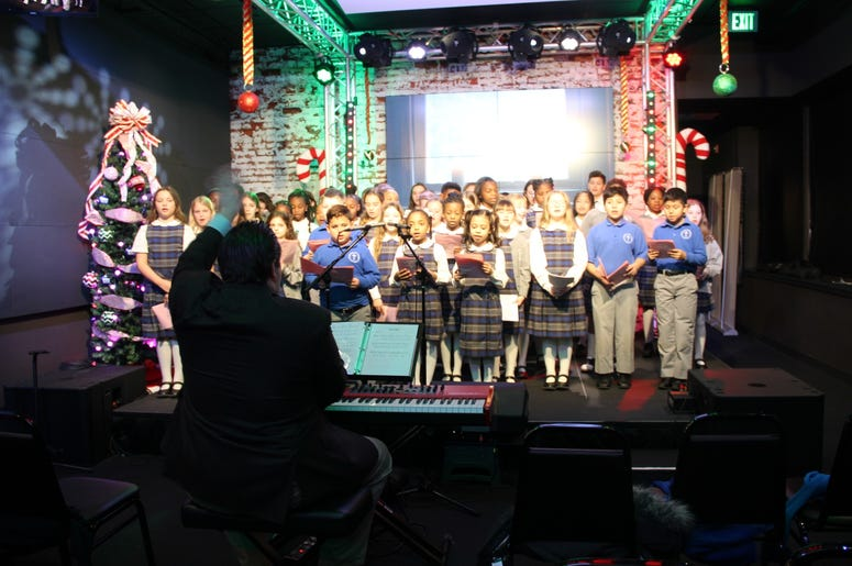 St. Michael-st. Clements School Choir
