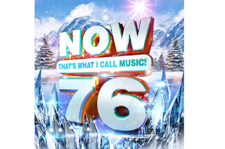 Now That's What I Call Music Vol 76