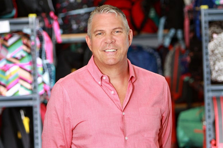 Comfort Cases Founder Rob Scheer