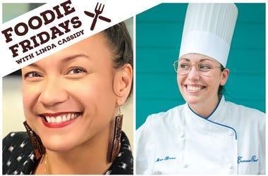 Foodie Fridays Chef Meg