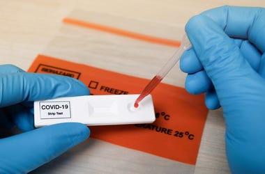 Covid-19 Anti-Body tests