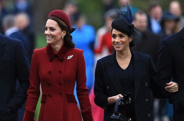 Kate Middleton, Meghan Markle