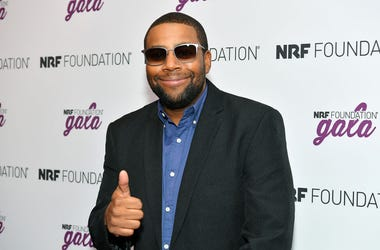 Kenan Thompson attends the 5th Annual NRF Foundation Gala at the Sheraton New York Times Square on January 13, 2019 in New York City