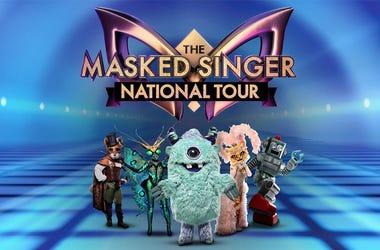 masked singer tour