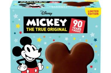 box of Mickey Bars