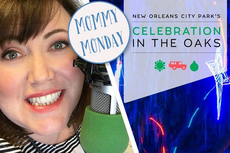 Mommy Monday: Celebration in the Oaks
