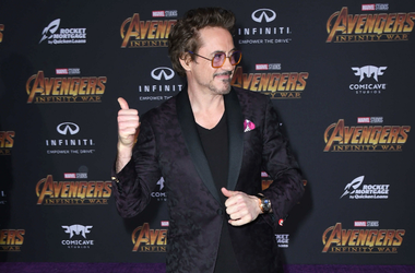 """Robert Downey, Jr. . Disney and Marvel's """"Avengers: Infinity War"""" Los Angeles Premiere held at Dolby Theater"""