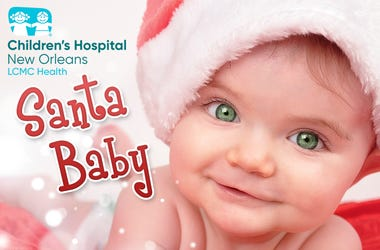Santa Baby presented by Children's Hospital New Orleans