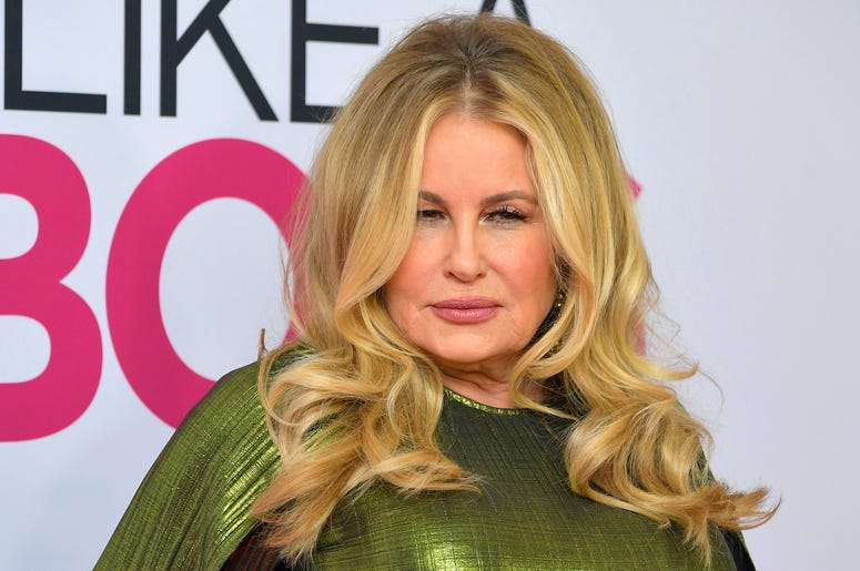 """Jennifer Coolidge attends the Paramount Pictures' """"Like A Boss"""" World Premiere at the SVA Theater on January 7, 2020 in New York, New York."""