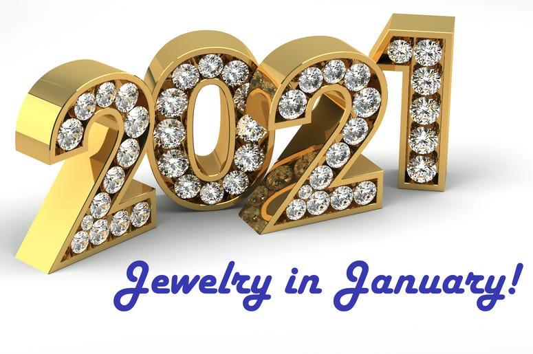 Jewelry in January