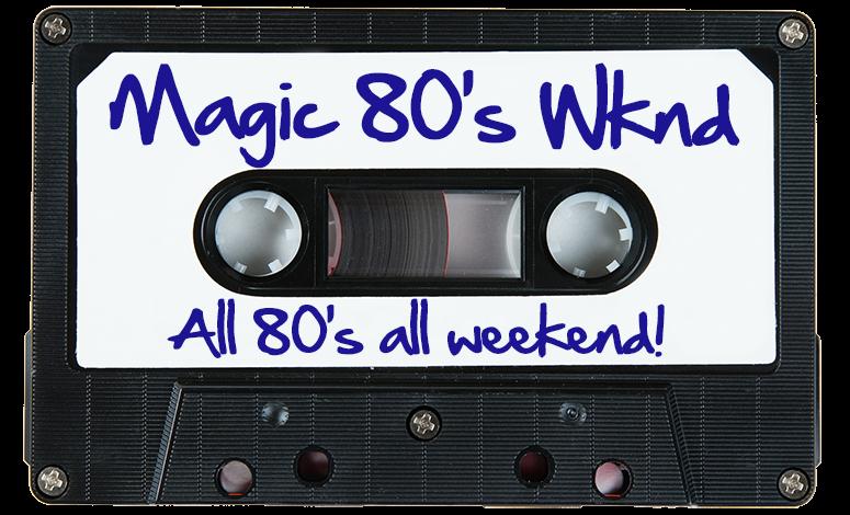 80's music weekend