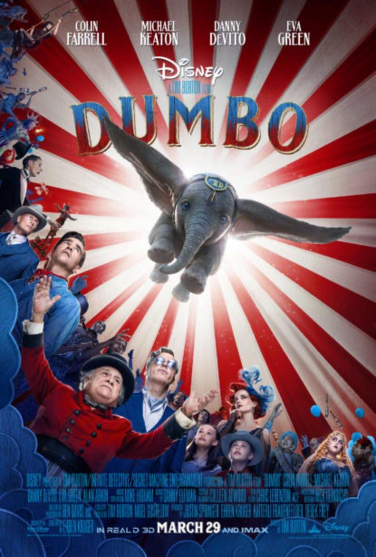 Dumbo movie promo