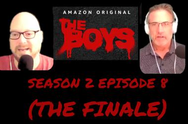 Matt and Bandy watched The Boys Season 2 Finale