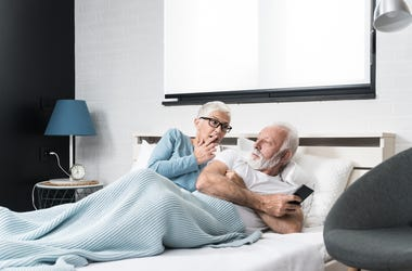 old people cheating