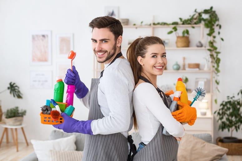 chores are sexy