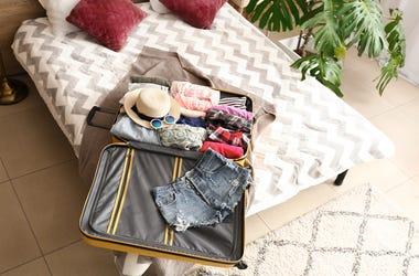 matt and ramona suitcase