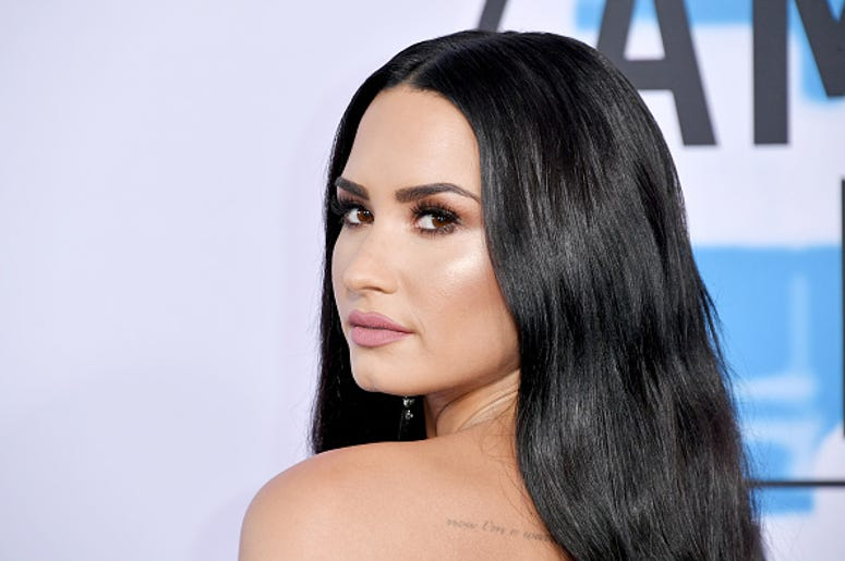 Demi Lovato 2020 Grammys