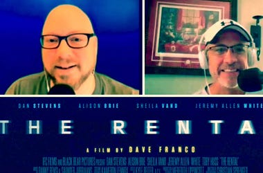 The Rental Review Cover