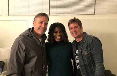 Matt & Ramona With Rob Thomas
