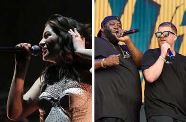 Lorde and Run the Jewels
