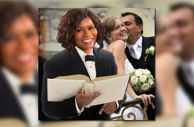 Ramona Holloway performed marriage ceremony