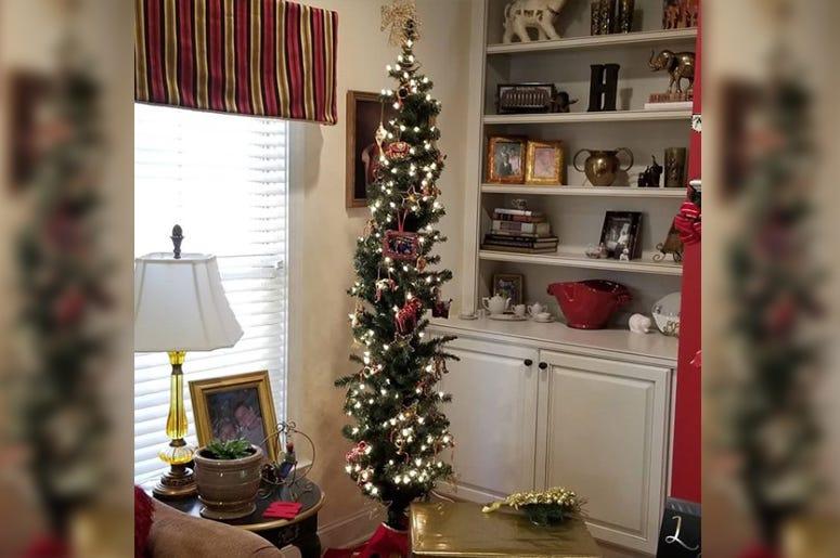 ramona skinny christmas tree