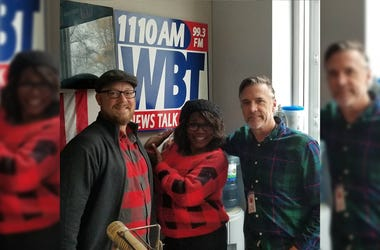 matt and ramona on WBT AM