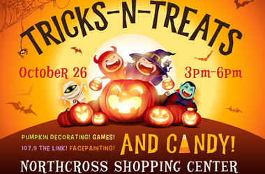 Tricks N Treats at North Cross
